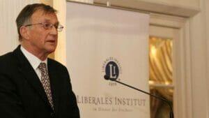 Karl Reichmuth über die Privatisierung des Geldes - Liberales Institut